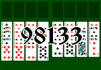 Solitaire №98133