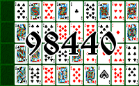 Solitaire №98440