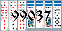 Solitaire №99037