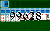 Solitaire №99628