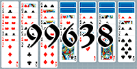 Solitaire №99638
