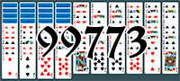 Solitaire №99773