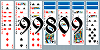 Solitaire №99809