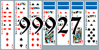 Solitaire №99927