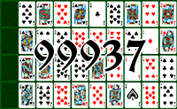 Solitaire №99937