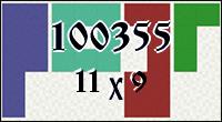 Polyominoes №100355