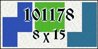 Polyomino №101178