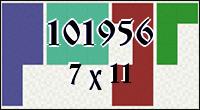 Polyominoes №101956