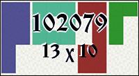 Polyomino №102079