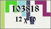 Polyominoes №103818