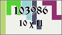 Polyominoes №103986