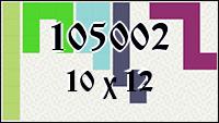 Polyominoes №105002