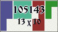 Polyominoes №105143