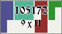 Polyominoes №105172
