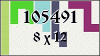 Polyominoes №105491