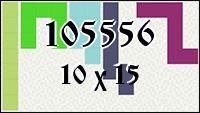 Polyominoes №105556