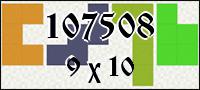 Polyomino №107508