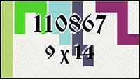 Polyomino №110867