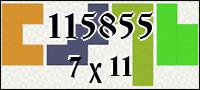 Polyomino №115855