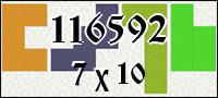 Polyomino №116592