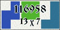 Polyomino №116958