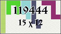 Polyomino №119444