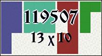 Polyomino №119507