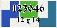 Polyomino №123046