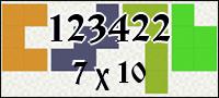 Polyomino №123422