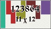 Polyomino №123864
