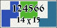 Polyomino №124566
