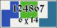 Polyomino №124867