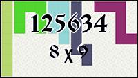 Polyomino №125634