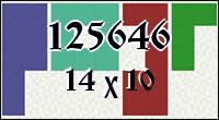 Polyomino №125646
