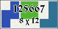 Polyomino №125667