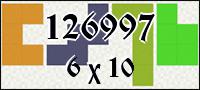 Polyomino №126997