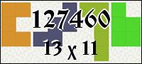 Polyomino №127460