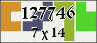 Polyomino №127746