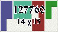 Polyomino №127760
