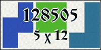 Polyomino №128505