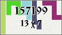 Polyomino №157199