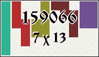 Polyomino №159066