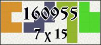 Polyomino №160955