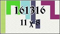 Polyomino №161316