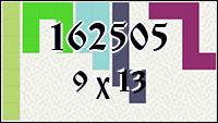 Polyomino №162505