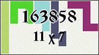 Polyomino №163858