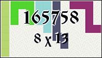 Polyomino №165758