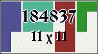 Polyomino №184837