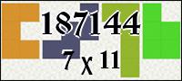 Polyomino №187144
