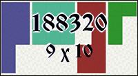 Polyomino №188320